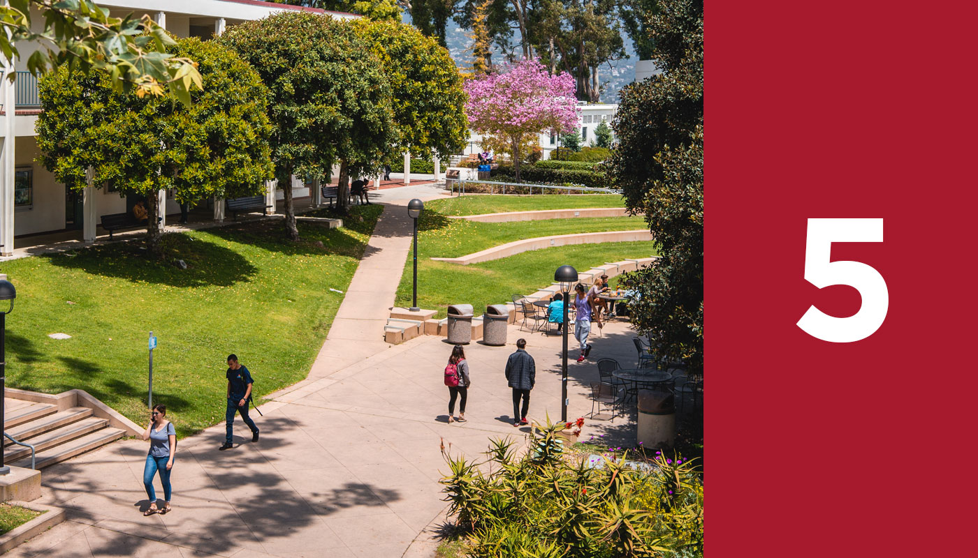 SBCC's dual enrollment enrollment process, step five.